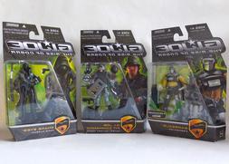 "Hasbro 2009 G.I. Joe - The Rise of Cobra  3.75"" Action Figur"