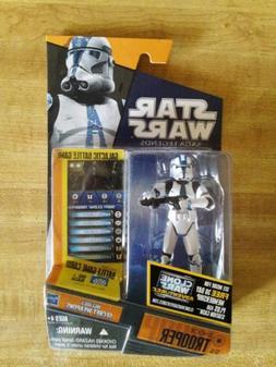 2010 Star Wars SL19 - 501st Legion Clone Trooper Action Figu