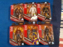2016 MATTEL~DC MULTIVERSE~COLLECT & CONNECT~KING SHARK~ALL 6
