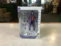 "2016 DC Direct Icons THE JOKER Death In The Family 6"" Inch A"