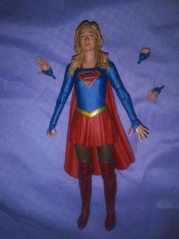 """2017 DC DIRECT COLLECTIBLES CW SUPERGIRL  7"""" ACTION FIGURE T"""