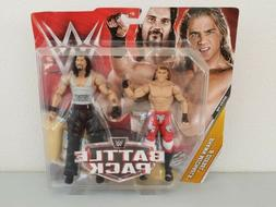 2017 Mattel WWE Battle Pack Series 48 Shawn Michaels & Diese
