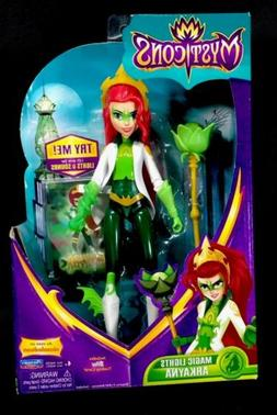 2017 PLAYMATES ~ MYSTICONS ~ ARKAYNA Action Figure Lights An