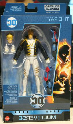 "2018 Mattel DC Multiverse The Ray 6"" Action Figure With Lex"