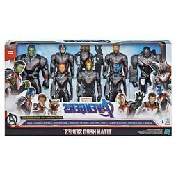 """2019 Marvel Avengers EndGame Titan Hero Series 12"""" Action Fi"""