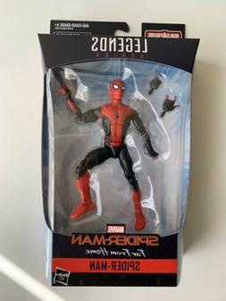 Marvel Legends: Spider-Man Far From Home Upgraded Red/Black