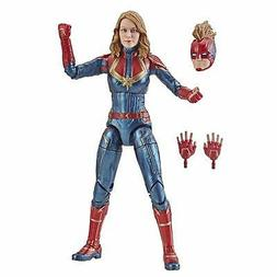 2019 marvel legends captain marvel action figure