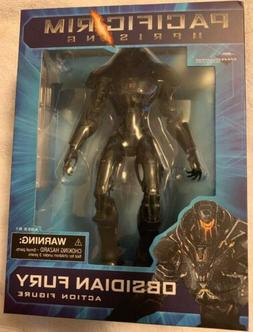 "2019 DIAMOND SELECT PACIFIC RIM UPRISING OBSIDIAN FURY 7""-IN"
