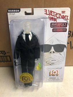 "2019 MEGO THE INVISIBLE MAN - 8"" ACTION FIGURE - HORROR"