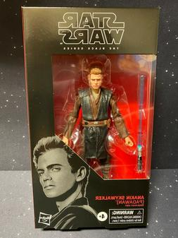 2020 Star Wars Black Series 6 inch #110 Anakin Skywalker Pad