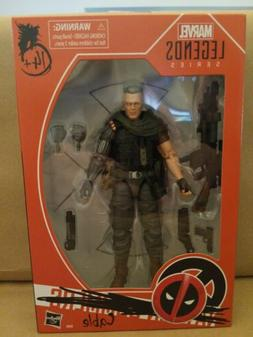 """2020 Hasbro Marvel Legends Series Cable 6"""" Action Figure Fro"""
