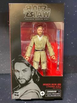 2020 Star Wars Black Series 6 inch #111 Obi-Wan Kenobi  c8/9