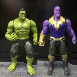 2PCS 6''Action Figure Marvel Avengers 3 Infinity War Movable