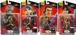 Disney Infinity 3.0 - Star Wars Rebels Bundle 4-Pack