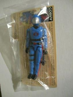 "3-3/4"" G.I. Joe 1982 COBRA Commander Enemy Leader in Hasbro"