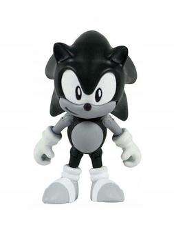 Sonic the Hedgehog 3-Inch Action Figure - Black & White Soni