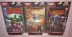 3x MARVEL LEGENDS 2 Pack Action Figures w/ Special Edition C