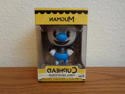 "4"" MUGMAN figure VINYL COLLECTIBLES cuphead VIDEO GAMES pop"