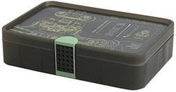 LEGO 40841741 Ninjago Movie Sorting Box, Transparent Black
