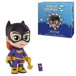 5 star series dc super heroes batgirl