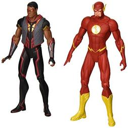 DC Comics The New 52 Flash Vs Vibe Action Figure 2 Pk Ages 1