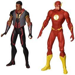 DC Comics The New 52 Flash Vs Vibe Action Figure 2 Pk Ages 1