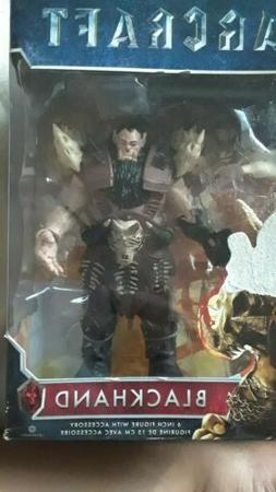 6 blackhand action figure with accessory