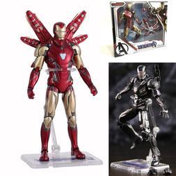 6 <font><b>Inch</b></font> Marvel MK 85 Iron Man The Avenger