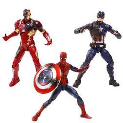 Marvel 6-Inch Legends Captain America: Civil War Action Figu