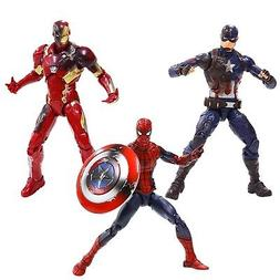 Marvel 6-Inch Legends Captain America: Civil War Action Figu