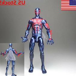 "6"" Infinite Series Spiderman 2099 Homecoming Loose Action Fi"