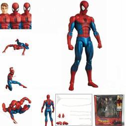 "6"" Marvel Spider-Man Comic Ver Action Figure Toy Birthday Gi"