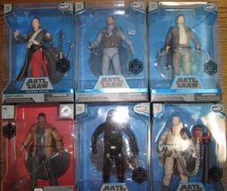 6 Star Wars ELITE SERIES Die Cast Action Figures ROGUE ONE &
