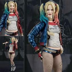 "6"" Suicide Squad Harley Quinn PVC Action Figure Collection P"