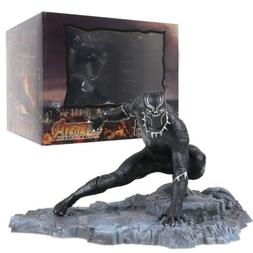 6inch Super Hero Avengers Infinity War Black Panther Statue