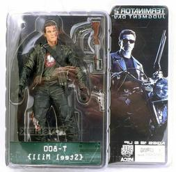 NECA 7 inch The Terminator 3 T-800 Arnold Action Figure toy