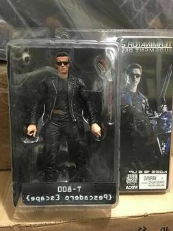 NECA 7 inch The Terminator Arnold Schwarzenegger T-800 Actio