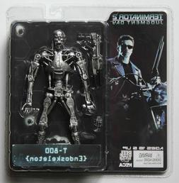 NECA 7 inch The Terminator Arnold T-800 skeleton Action Figu