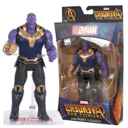 "7"" Marvel Legends Avengers 3 Infinity War Hero Thanos Action"