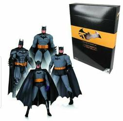 75 YEARS OF BATMAN 4 ACTION FIGURE COLLECTOR SET DC Collecti