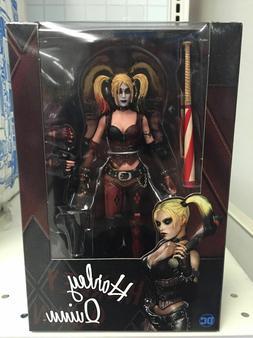 7inch DC NECA Harley Quinn girl Joker Action Figure