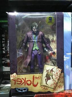 NECA 7inch Heath Ledger DC Comics Batman Dark Knight Joker A