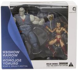 Injustice Wonder Woman Vs Solomon Grundy Action Figure 2-Pac