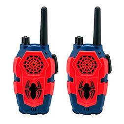 Marvel Spiderman Homecoming FRS Walkie Talkies Kid Friendly