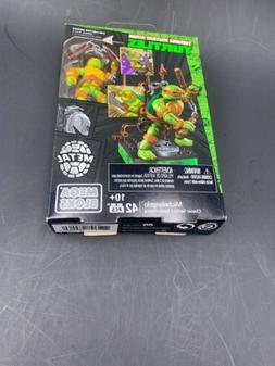 Mega Bloks Teenage Mutant Ninja Turtles Collectors 1987 Clas
