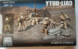 Mega Construx Call of Duty – Desert Squad