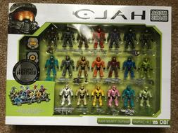 Mega Construx Halo Exclusive Spartan Tribute Set