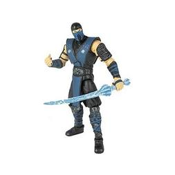 Mortal Kombat, Mortal Kombat 9 Action Figure, Sub-Zero, 4 In
