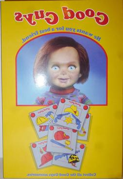 AUTHENTIC REAL NEW ULTIMATE CHUCKY Good Guys NECA CHILDS PLA