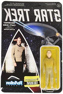 Star Trek: The Original Series Beaming Kirk Reaction 3 3/4-I
